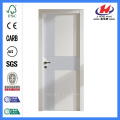 JHK-MD01 most popular white melamine door sheet