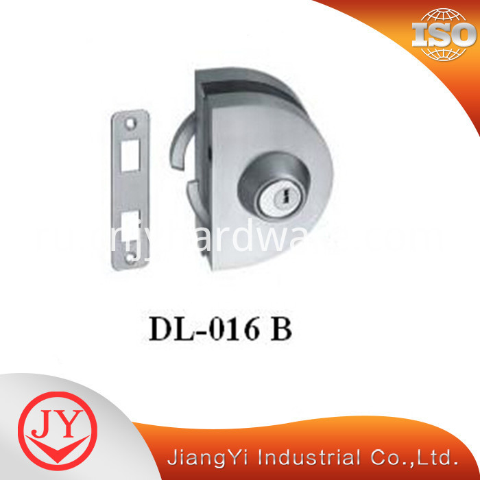 Lock For Glass Doors