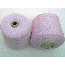 Venta de la fábrica 70% lana mer 30% hilado de cachemira 2 / 26nm lana de cachemira, lana mezclado hilado