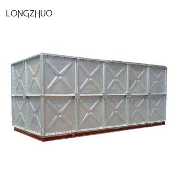 Long Using Time Galvanized Steel Water Tank