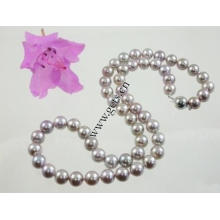 Gets.com 2015 freshwater pearl womens long necklace