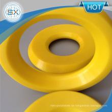 Fabrik-Preis-Pumpen-Verpackungs-Dichtungs-gelber O-Ring auf Lager