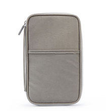 Travel Slim Card Carteira Rfid Blocking Bag