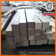 321 Edelstahl quadratischer Stab mit Top-Qualität