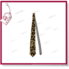 Sublimation Polyester Tie with Personalized Printing