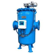 Filtro de água autolimpeza de tela de malha de aplicações municipais e de irrigação