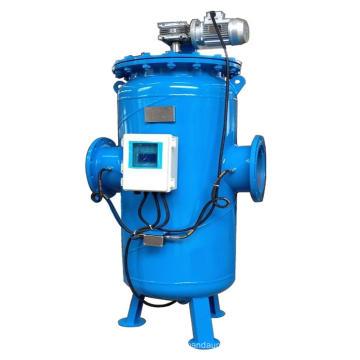 Applications municipales et d'irrigation Filtre à eau autonettoyant d'écran de maille