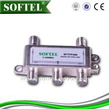 5-1000MHz 4 Way CATV Indoor Splitter