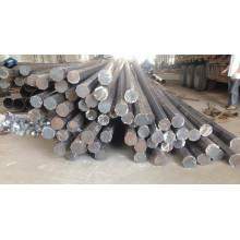 11m 12m Pôle d'acier galvanisé à chaud DIP