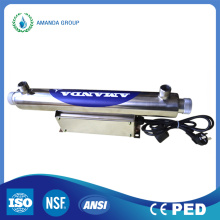 SS316L 304 UV Water Sterilizer Machine