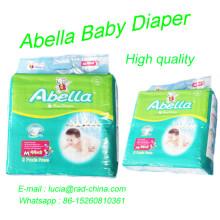 Nigéria mercado Novo bebê fralda