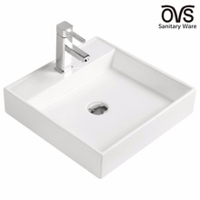 New products ceramic polished best sale wash basin