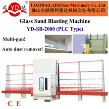 for Glass Screen Hot Sale Glass Processing Machine Sandblasting