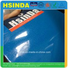 Pantone Customizable Colors Pintura de espray de resina de poliéster epoxi Pintura metálica de espray