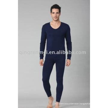 2011 new style seamless mens long johns
