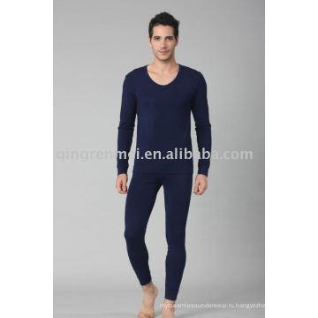 2011 новый стиль бесшовные мужские длинные джоны
