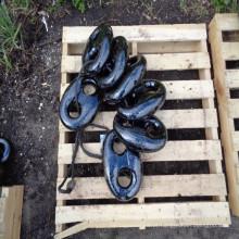 Cadeia de âncora de navio de aço forjado gota marinho