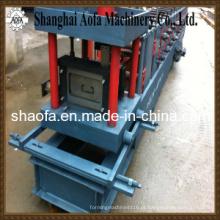 Alta qualidade C Channle rolo dá forma à máquina (AF-C80-300)