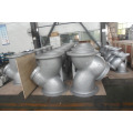 cast iron / carbon steel / stainless steel industrial Y type strainer / filter