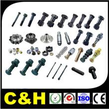 Precision Auto Hardware / Aluminio / Máquina / Mecanizado CNC Custom Mecanizado de piezas