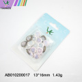 Wholesale Glass Single Hole Jewelry Pendant For DIY