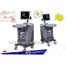 no carrinho de venda digital ultrasonógrafo abdômen completo (DW-370)