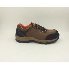 Zapatos al aire libre Deportes estilo partido de cuero del Nubuck seguridad trabajo zapatos de estilo Casual (16070)