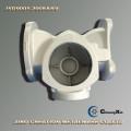 Cuerpo de la válvula de fundición de la gravedad de la fundición de aluminio de encargo