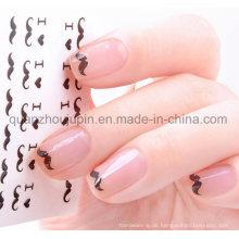 Benutzerdefinierte Fingernagel Schönheit Kunst Zubehör Dekoration Nagel Aufkleber