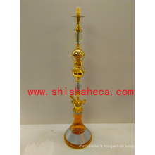 Coolidge Style Top Qualité Nargile Fumer Pipe Shisha Narguilé