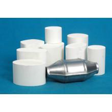 Panal de cerámica recubierto de catalizador por proveedor ISO / Ts