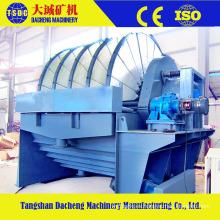 Filtro de vacío del disco del polvo del mineral del ahorro de energía de China
