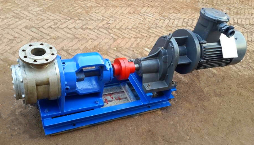 epoxy resin pump