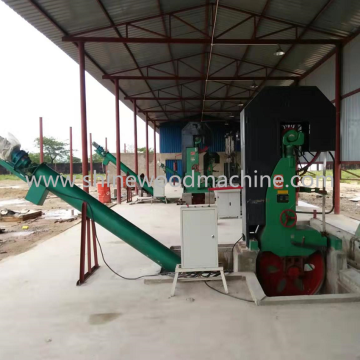 Machine de scie à bois avancée en vente