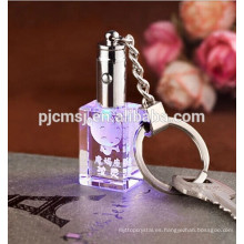 2017 Crystal Keychain Promotion Gifts Llavero CK-16