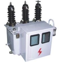 Transformateur de jauge à commande électrique Jls-1