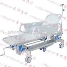CE genehmigt Krankenhaus Möbel Transfer Stretcher Bett Sensor Pad