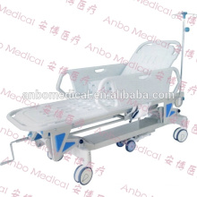 CE approved hospital furniture transfer stretcher bed sensor pad