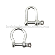 Fashion High Quality Metal Stainless Steel Shackles