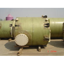 Tank Made of FRP Together with PVC / PP / PE/ PVDF