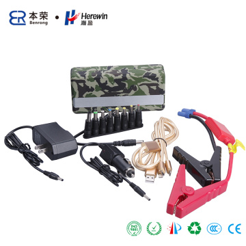 Car Li-ion Battery Auto Parts Jump Starter for 12V Cars