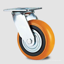 H18 Heavy Duty Double Ball Bearing PP Type Swivel Wheel Caster