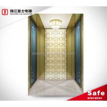 ZhuJiangFuji Brand Passenger House Building Cheap Residential Lift Elevator