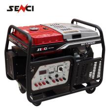 Generador de corriente alterna monofásica de 10000 vatios para distribuidores