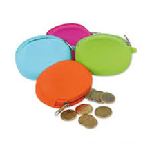 High Quality Silicone Coin Holder
