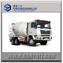 10m3 Shacman F3000 6X4 Camion mélangeur de béton