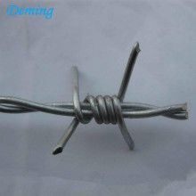 Hot Sale Hot Dipped Galvanized Plasticity Wire Barbed