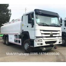 6x4 20000 литровый бензозаправщик