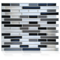 Waterproof Self Adhesive 3D Wall Sticker Mosaic