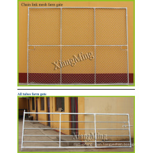 Xiangming Metal Farm Gates for Sale Livestock Gate Ranch Gates for Sale